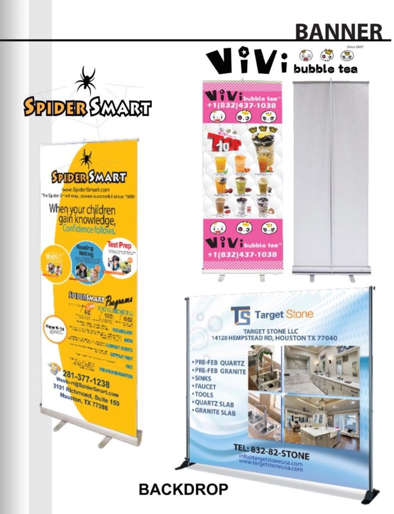 Houston-Retractable-Banner-Examples